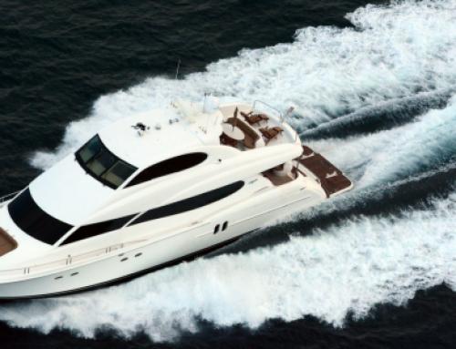 Køb og finansiering af fritidsskib